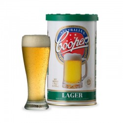 Extracto Coopers Lager
