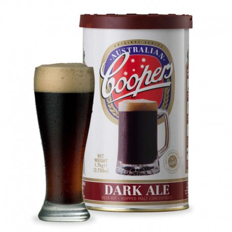 Extracto Coopers Dark Ale