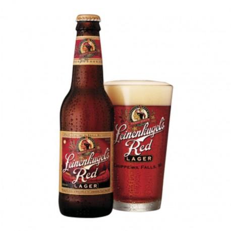 Cerveza Red Lager