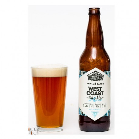 Cerveza West Coast Pale Ale