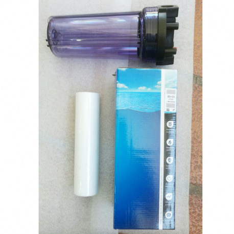 Combo para filtrar agua