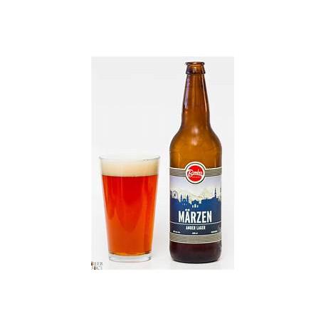 Cerveza Alemana Marzen Beer