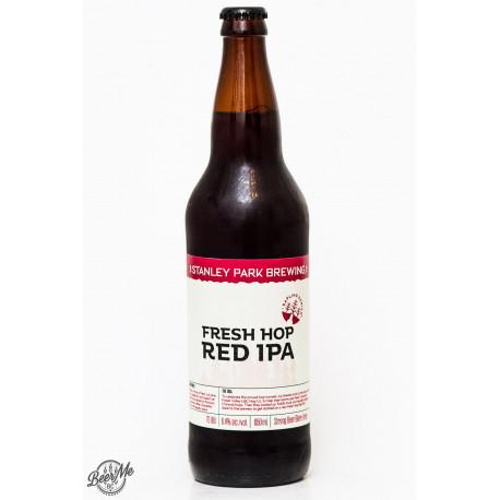 Cerveza Red IPA (con Citra)