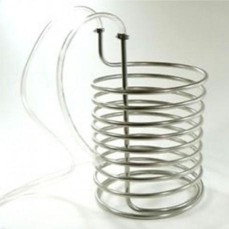 Enfriador Inmersión de aluminio