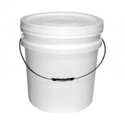 Balde plástico de 20 litros