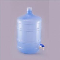Fermentador de 20 litros con válvula