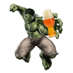 Cerveza IPA Hulk