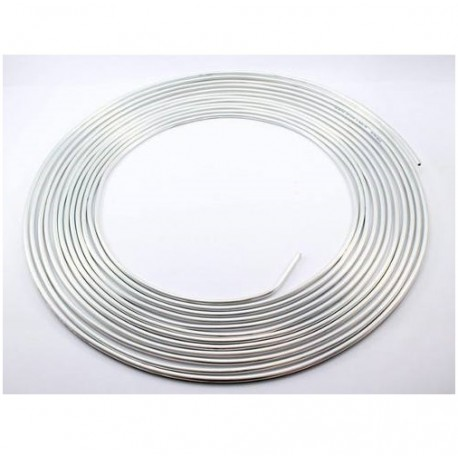Serpentina de aluminio