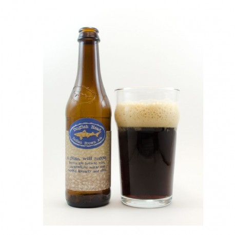 Cerveza Old Brown Ale
