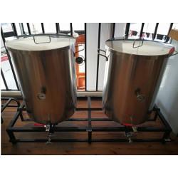 Módulo de cocción de 100 litros