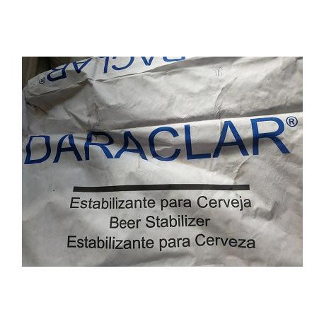 DARACLAR (ESTABILIZANTE DE CERVEZA) x 100 gr