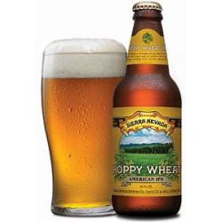 Cerveza Hoppy Wheat IPA