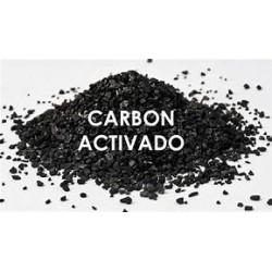 CARBON ACTIVADO EN GRANULADO x 100 gr