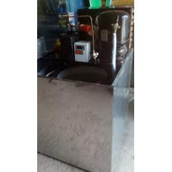 BANCO DE AGUA 2 HP COMPLETO (CHILLER)