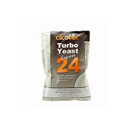 LEVADURA TURBO 24 HS ALCOTEC