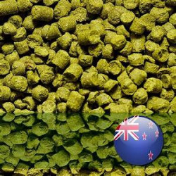 Lúpulo NZ Rakau