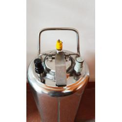 Equipo para Carbonatar y Llenar Botellas