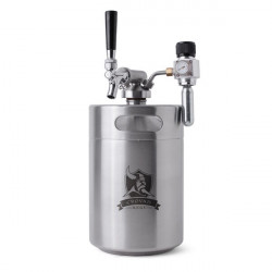 Barril Mini Keg 10 L