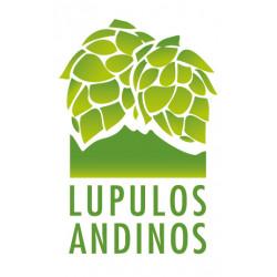 Lúpulo cascade Nacional ANDINO EL BOLSON 2021