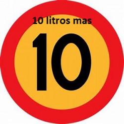 AGRANDAR EL KIT EN 10 L