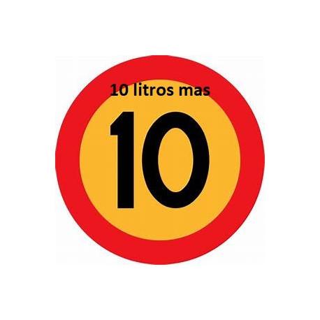 AGRANDAR EL KIT A 10 L
