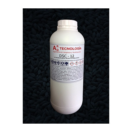 Limpiador ácido