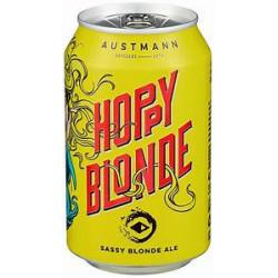 Cerveza HOPPY BLOND